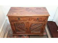 Maharani sideboard with 2 doors and 2 drawers