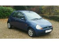FORD KA 1.3i STYLE CLIMATE-2008-12 MONTHS FULL MOT- VERY LOW MILEAGE at 42k! *1 LADY OWNER from New!