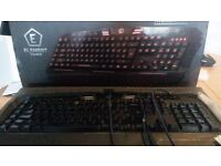 ELEMENT GAMING THORIUM 300 KEYBOARD