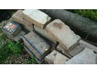 Breeze blocks