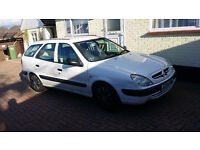 Citroen Xsara HDi Estate 2004 Very good condition 43000 miles only