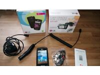 LG Optimus P500 Mobile Phone and Accessories
