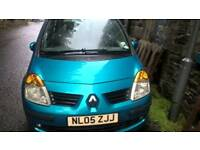 Renault modus breaking for all parts