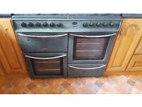 Country chef duel range cooker