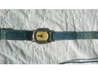 VINTAGE LEVI'S QUARTZ wrist watch