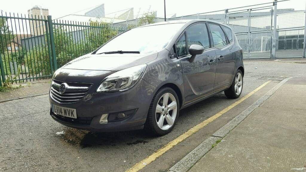 Vauxhall Meriva Tech Line 2014 for sale