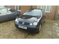 Vw polo 1.2 petrol 3 DOOR 67k miles