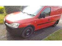 Vauxhall Combo 1.7 Turbo Diesel Van