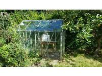 Glass Greenhouse - Free