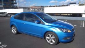 FORD FOCUS ZETEC 2008. GOOD CONDITION. SELLING FOR MOVING ABROAD. LINCOLN