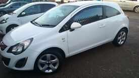 2014 Vauxhall Corsa Sxi,29000 miles,excellent condition,12 months Mot,Taxed,Service History