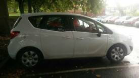 Vauxhall meriva auto diesel for sale