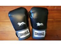 Lonsdale Pro Style Training Glove Boxing Glove 14 oz - Sparring, heavy bag training Mitt Work
