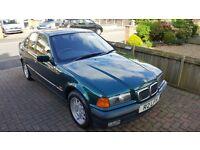 1998 BMW 318 se - 46k FSH genuine miles - cherished plate -MoT - For Sale