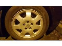Vauxhall vectra astra zafira