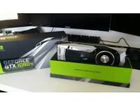 NVIDIA GeForce GTX 1080ti Founders Edition - Like new - 1080 ti