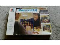 CLEARANCE! Connect 4 Vintage Game! £10.00! Oldskool