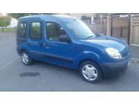 Renault Kangoo 2004 Wheelchair car Adapted disabled