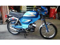 Garelli Avanti Supersport Cit 50cc Classic moped