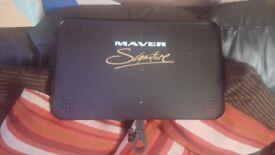 maver side tray