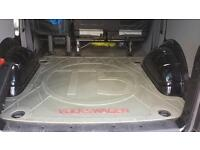 Boot mat for T5