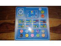 Disney Monster University tablet toy game