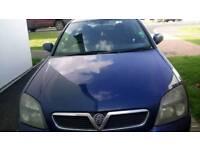 Vauxhall vectra 1.9 cdti sxi
