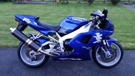 Yamaha YZF- R1 1998 - All very original - Low mileage - Excellent condition