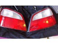 Subaru impreza rear lights 2000-2006