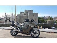 cbr1100 Blackbird swap x 2 also VFR800 3 X Bikes