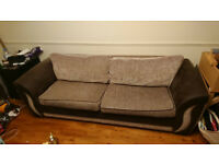 4 Seater DFS Sofa Brown, Good Condition, Need gone ASAP
