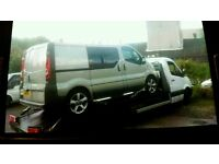 cheap car recovery Birmingham to national bikes vans cars breakdown service