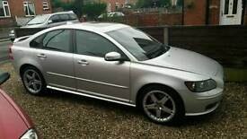 Volvo s40 2.4 d5 automatic VERY LOW MILEAGE 37000