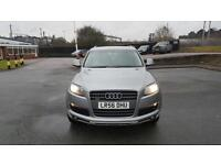 Audi Q7 2007 3.0 TDi V6 Automatic Quattro excellent condition fully loaded