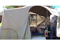 FOR SALE TRAILER TENT