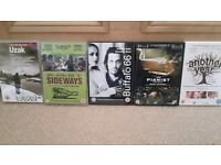 Selection of 14 films on DVD - all excellent condition (less than £1 each!)