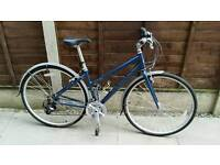 RIDGEBACK MOTION METRO, ,HYBRID ROAD BIKE,,