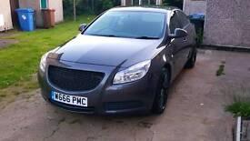 Vauxhall insignia 2.0 cdti (160bhp) 59 plate