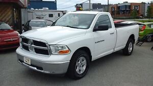 2012 Ram 1500 SLT 4x4 Regular Cab 140 in. WB