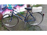 Vintage Dawes Gazelle Touring Bike, Reynolds 531 tubing