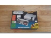 Nintendo mini nes forsale! Brand New!