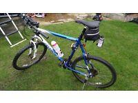 Giant mountain adult bike