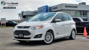 2013 Ford C-Max Energi SEL SEL, HYBRID, NO ACCIDENTS, NAV, LE...
