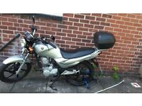 Sym xs 125 k Selling due to having new car