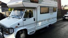 Fiat bedouin 4 berth camper