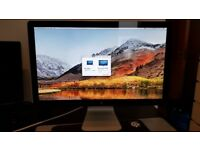 Apple Thunderbolt Display A1407 27 inch Widescreen LED