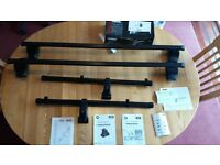 Thule Rapid System Roof Bar Kit Toyota Corolla 3dr Hatchback, 02-04, 05-06. (1264, 761, 754 and 774)