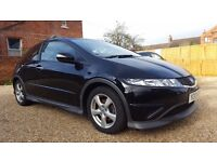HONDA CIVIC 1.4 VTEC TYPE S 3DR GENUINE 23K MILES! 6 SPEED GEARBOX