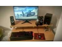 **High-Spec Gaming PC With everything included *(Chair,Keyboard,Mouse,Speakers,Headset)*
