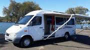 Mercedes Sprinter Walkabout Motorhome Eaton Dardanup Area Preview